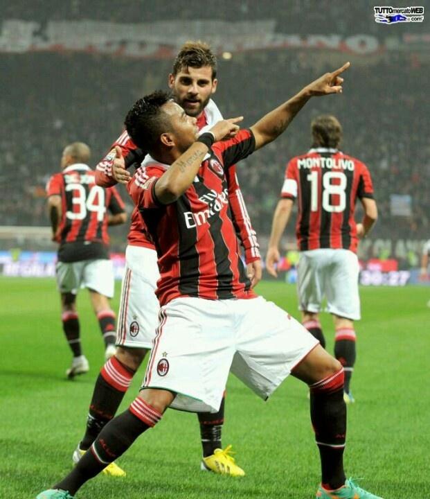 Robson Da Souza Robinho 1a0 Milan Juve