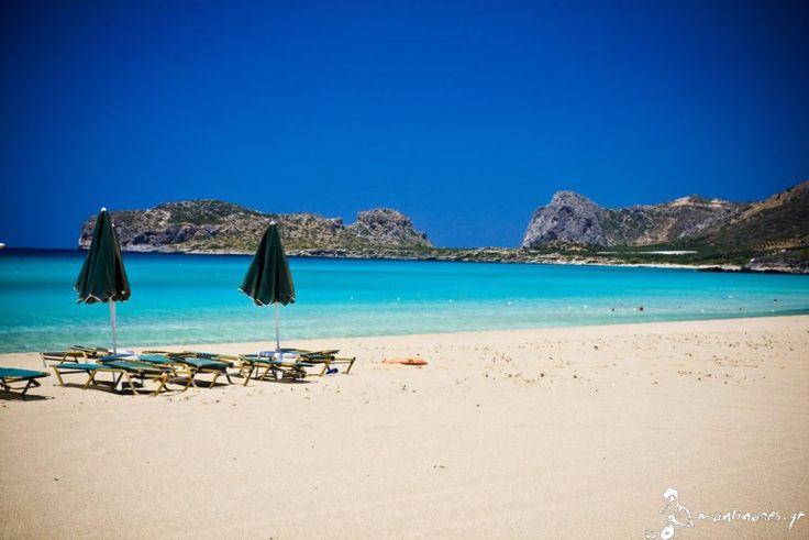 Φαλάσαρνα: H μαγευτική Κρητική παραλία που με την ομορφιά της κόβει την ανάσα!