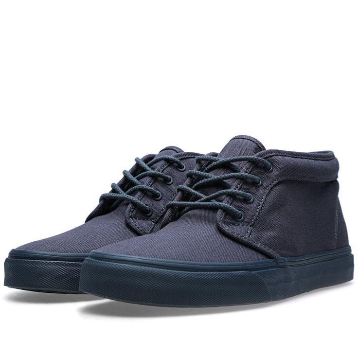 VANS | Chukka Boot [Dark Slate]