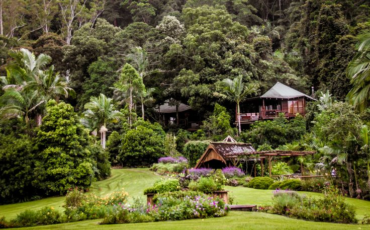Maleny accommodation, Secrets on The Lake is perfect for couples or groups looking for accommodation or for a getaway. Secluded, luxury treehouse cabins.