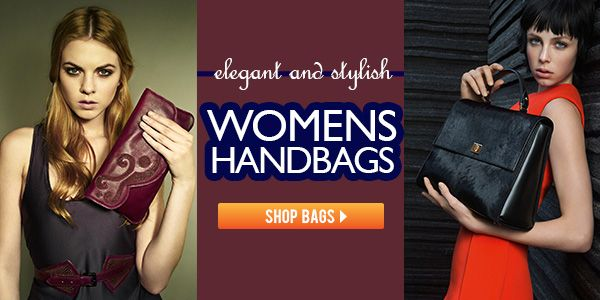 Ladies, we're sure you'll find your next favourite handbag here 😉