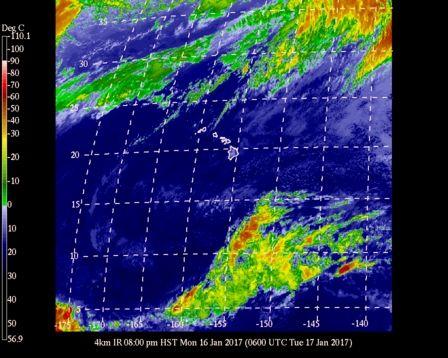 University of Hawaii Meteorology: Weather Server