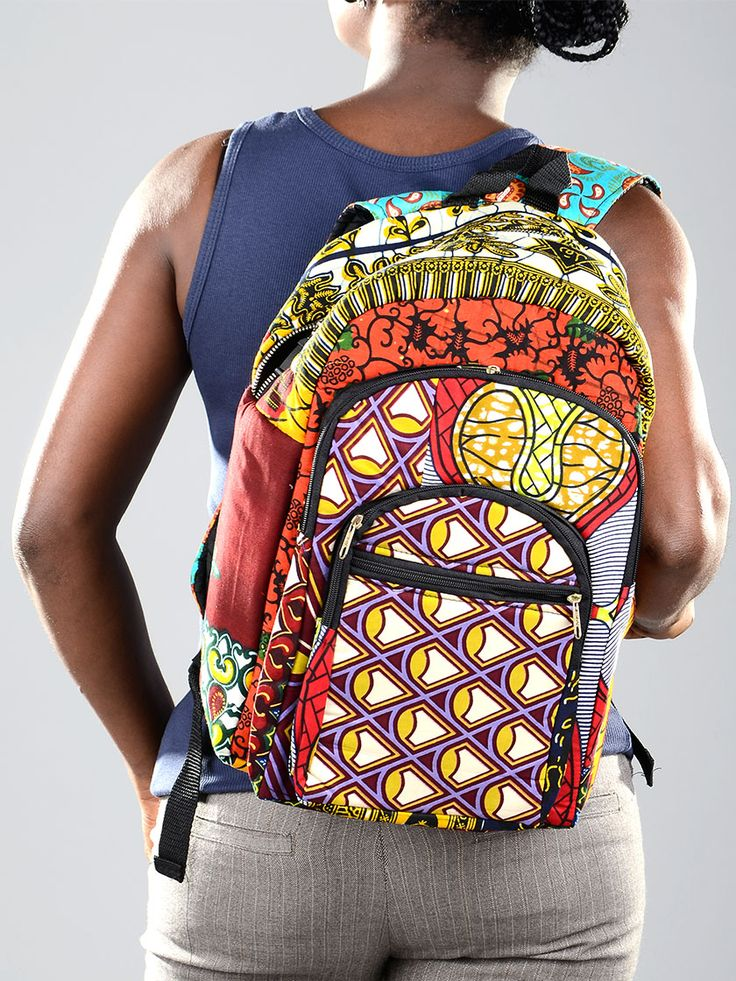 Falling in Love with African Fashion: Photo