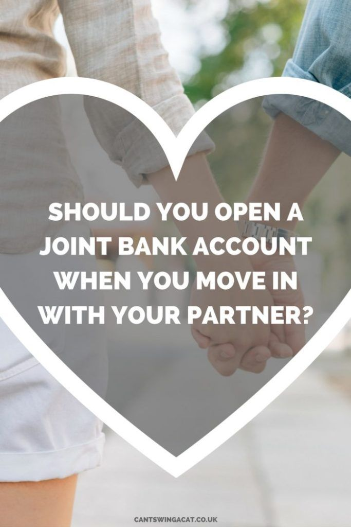 Joint Bank Accounts & Shared Finances: 19 People Share What Works For Them. Is it ever a good idea to open a joint bank account with your partner? In this post 19 people talk about their finances & explain whether or not they combine their money with their girlfriend or boyfriend's cash