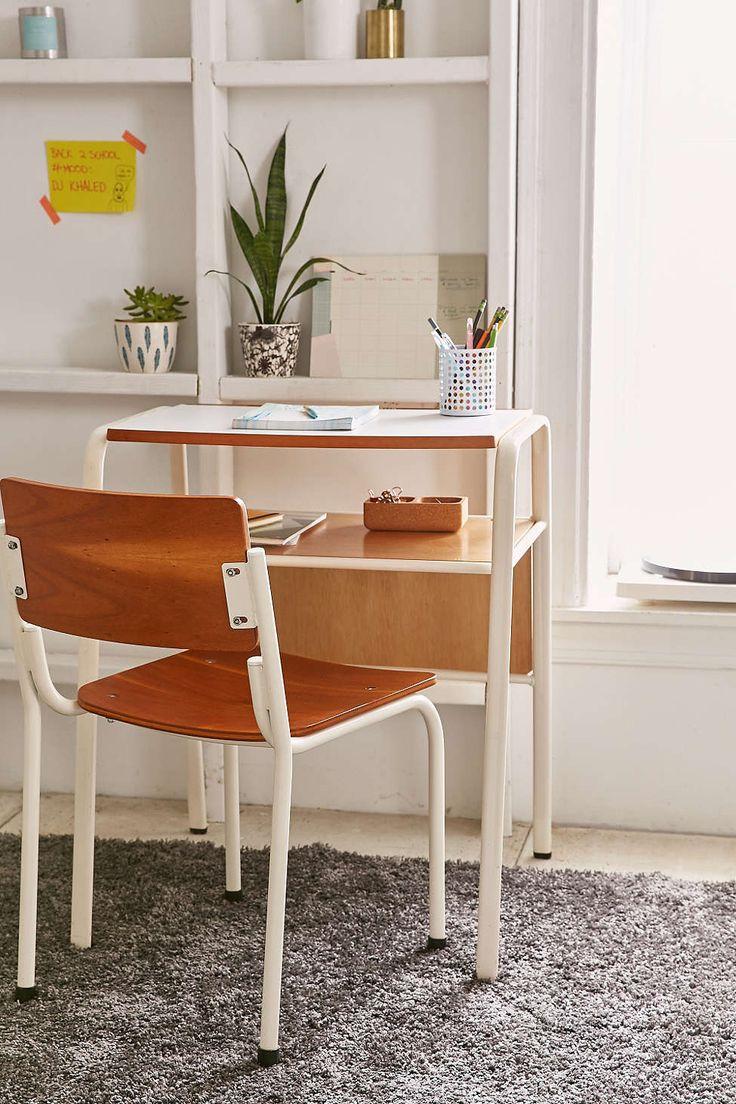Favi Desk + Chair Set - Urban Outfitters