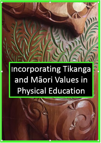 Tikanga integrated in sports. Awesome ideas!