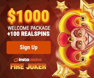Join InstaCasino and get 10 Free Spins on Jack And The Beanstalk