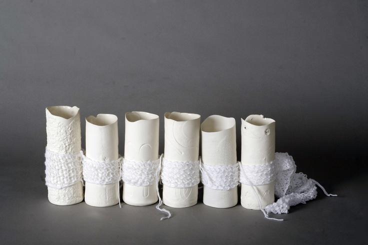 2011 Visual Art Dawn Thirlaway 'Knitting my life together'