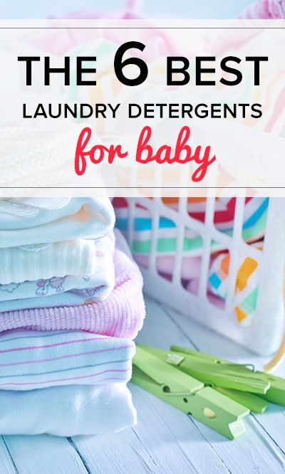 Find out why not all laundry detergent is suitable for babies, and see our picks for the best laundry detergents to wash your baby's clothes and diapers!