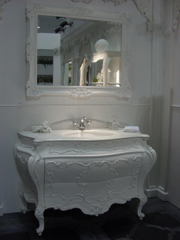 Great French Country bathroom vanity. – Home Decoraiton – Emma Tyler