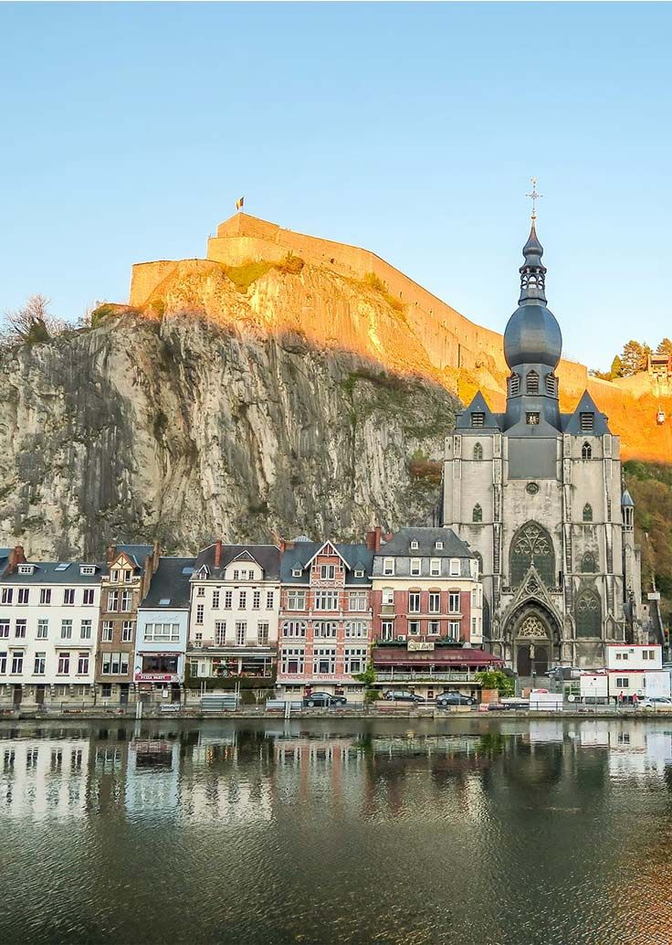 Are you looking to explore an off-the-beaten-path destination in Belgium? Put Dinant on your itinerary and you're bound to have an amazing time! via http://iAmAileen.com/exploring-dinant-hidden-gem-belgium/ #europe #photography #ttot