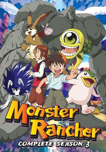 Monster Rancher: The Complete Season 3 [4 Discs] [DVD]
