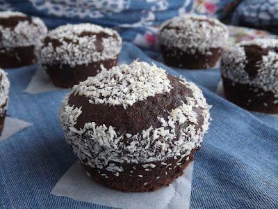 Kipróbált és bevált receptek ...: Kakaós-kókuszos muffin