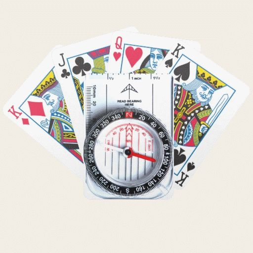 The playing cards for the orienteers. You can buy it only here.