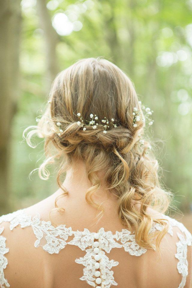 Credit: Marije Baan Photography - mode, vrouw, natuur, bruid, meisje, huwelijk (ritueel), betoverend, sexy, haar (zoogdier), schattige, mooi, portret, model, jurk, zomer, jong