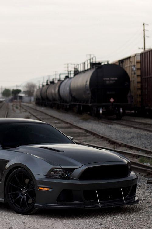 Mustang.