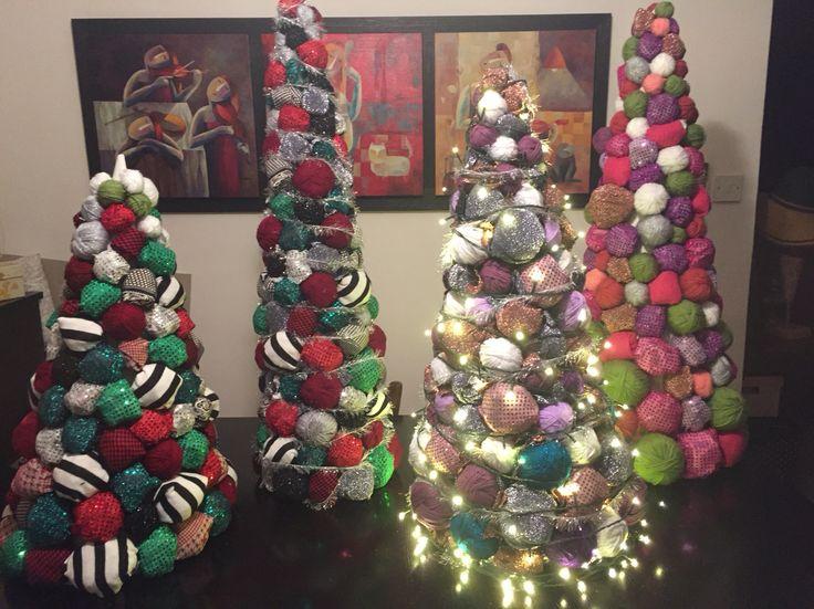 Christmas tree, fabric, make it mine by maria s. Christmas mude 2015