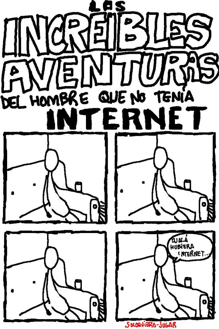 El hombre que no tenía Internet