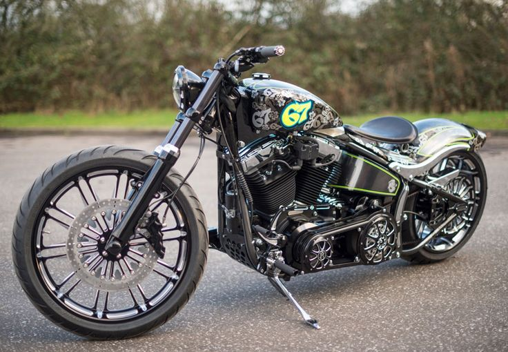 Project 67 | Roland Sands Design Love this guy's work
