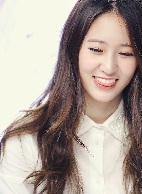 #Krystal #Soojung #maknae #FX #cute | j & k | Pinterest ... F(x) Krystal Selca