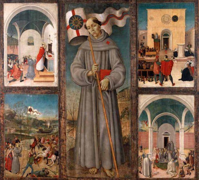 28 Mars : Saint Jean de Capistran, Franciscain († 1456)