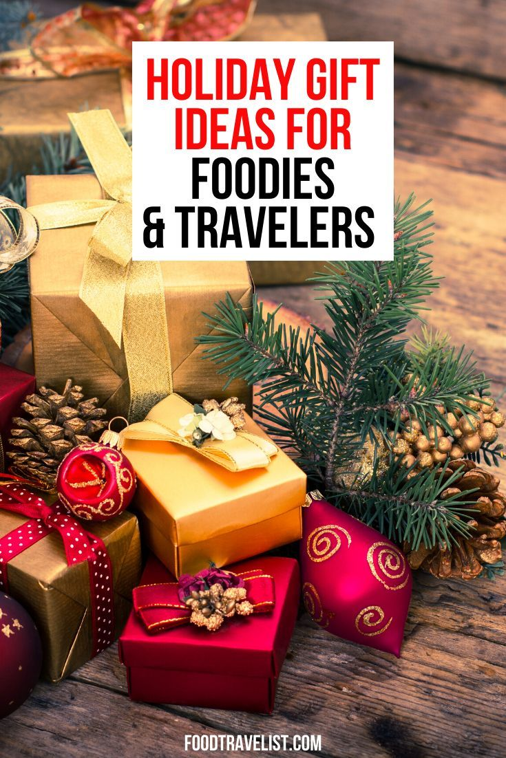 Best Ever Unique Holiday Gift Ideas For Travelers Travel Gifts Holiday Gifts Holiday