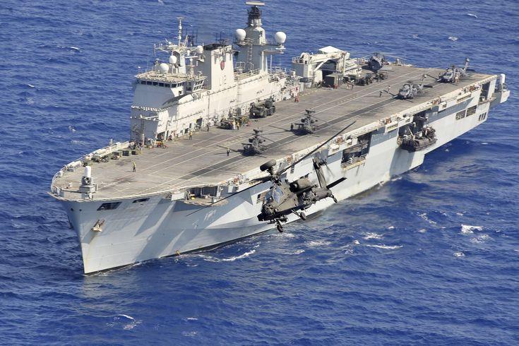 Image result for hms ocean royal navy