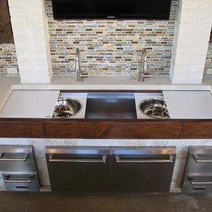 Kitchen Ideas Tulsa Galley Sink 11 best the galley collection of ideal workstations (iws) images