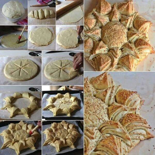 DIY Braided Bread