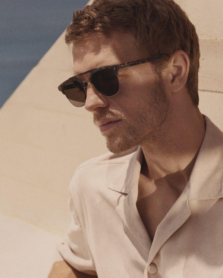 Warm days ahead: new modern sunglasses from BOSS Eyewear #SummerOfEase