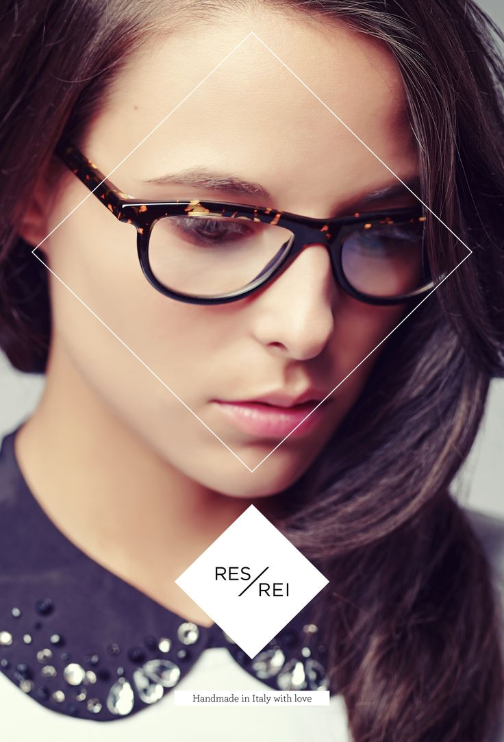 RES/REI Eyewear - Handmade in Italy with love   #mido
