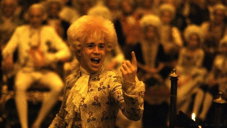Warner Bros: Release the Theatrical Release of Amadeus (1984) on Bluray