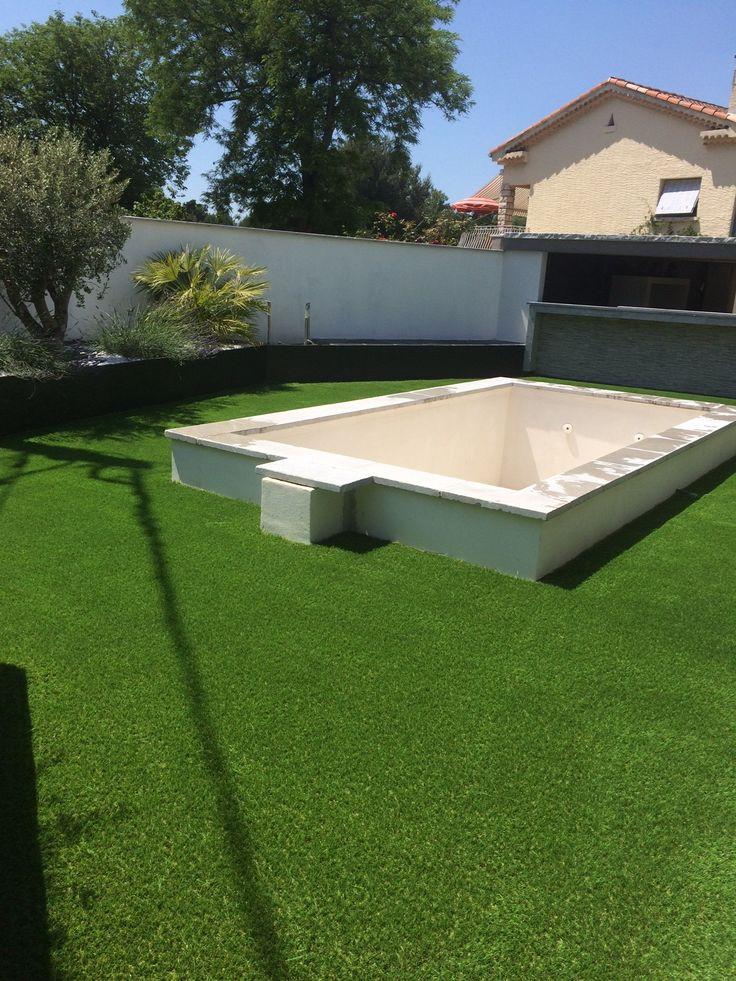 les 15 meilleures images du tableau jardin contemporain design gazon synthetique sur pinterest. Black Bedroom Furniture Sets. Home Design Ideas