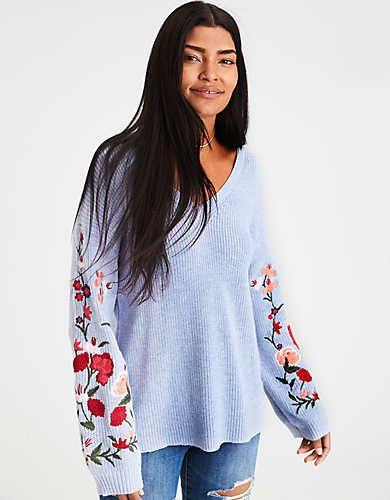 45f8c36052a6 AE Soft   Pretty Sweater