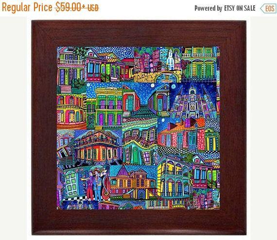 395 Best New Orleans Images On Pinterest Art Tiles