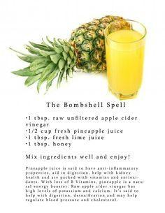 The Bombshell Spell