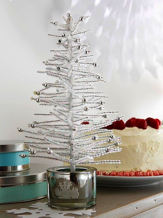Pipecleaner Christmas Tree