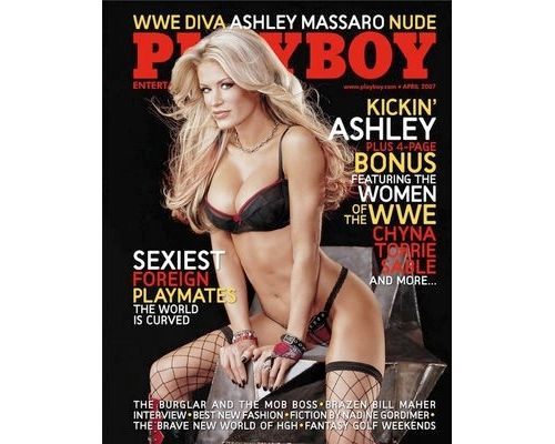 Ashley massaro porn wwe