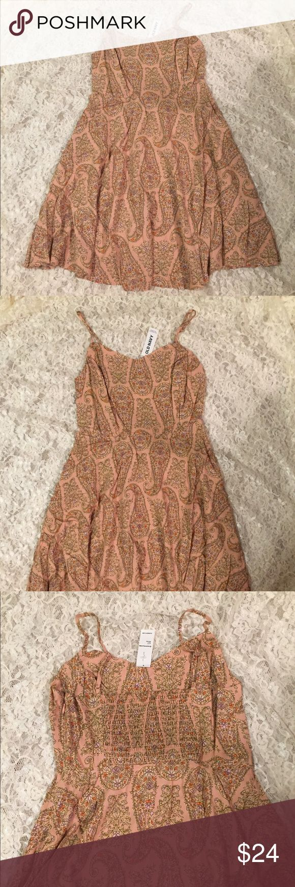 Old Navy Cami Dress New with Tag! Size is S petite. Old Navy Dresses
