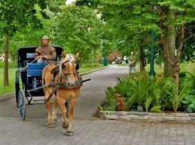 Carriage tours - Quebec City