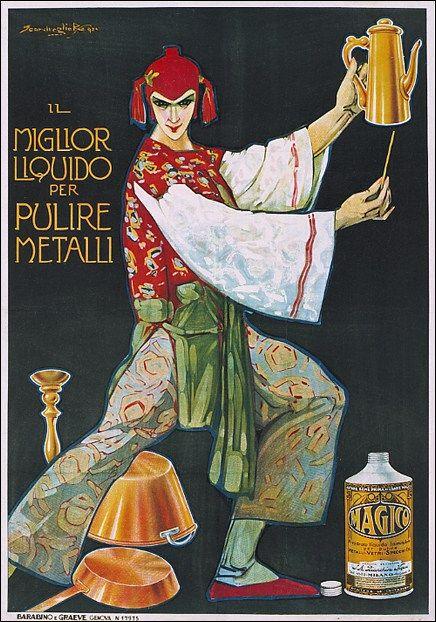 Magico, Lucido per metalli - L'Image Gallery