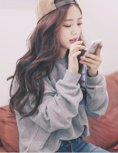 Incredible 1000 Ideas About Korean Hairstyles On Pinterest Korean Hair Short Hairstyles For Black Women Fulllsitofus