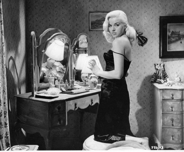 Diana Dors, 1950's