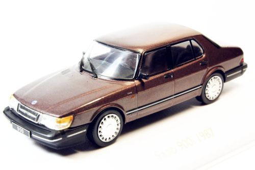 Saab Museum collection - Saab 900 I 1987
