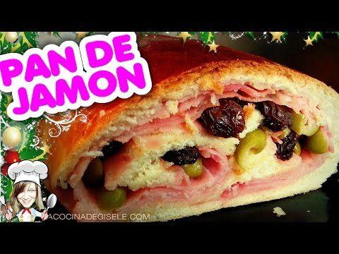 Pan de Jamón Tradicional Venezolano (Receta de Claudio Nazoa) | La Cocina de Gisele