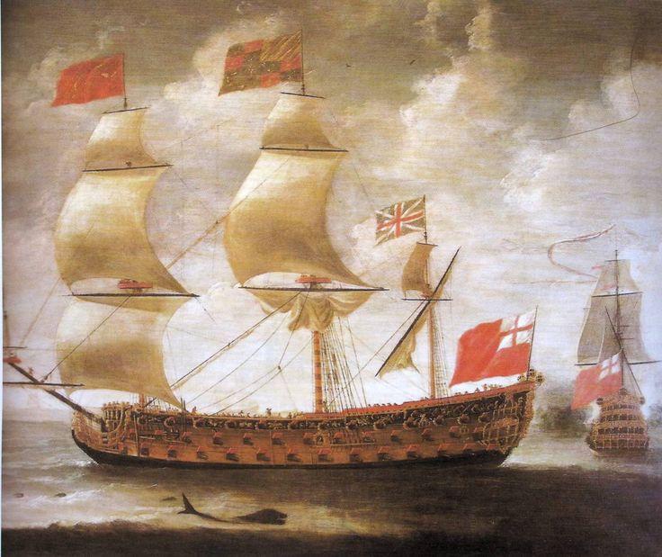 Они были первыми: этапные корабли ВМФ мира.: navy_chf