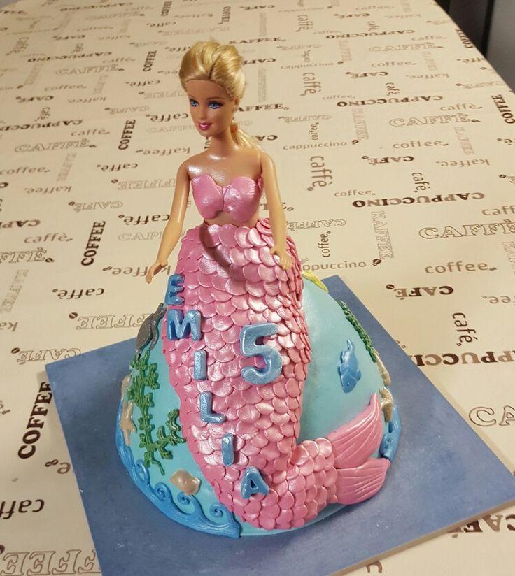 Barbie Meerjungfrau