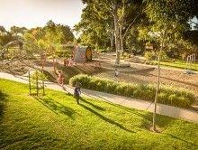 Wax Design: Bonython Park Playspace