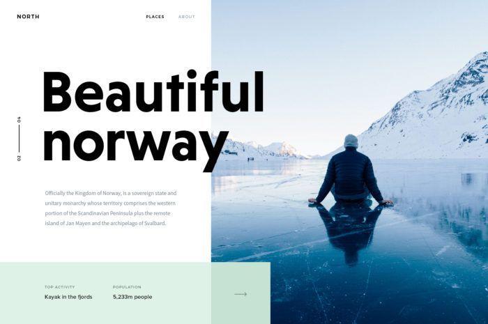 Картинки по запросу Typography web design 2019