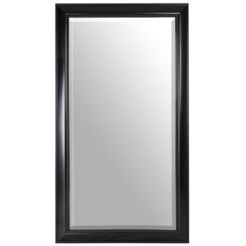 Black Full Length Mirror, 38x68